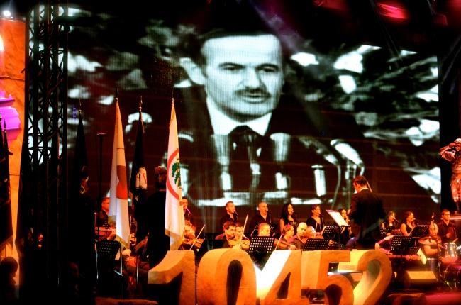 Illustration Hafez el Assad