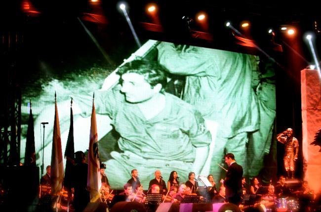 Bachir Gemayel chef des Forces Libanaises