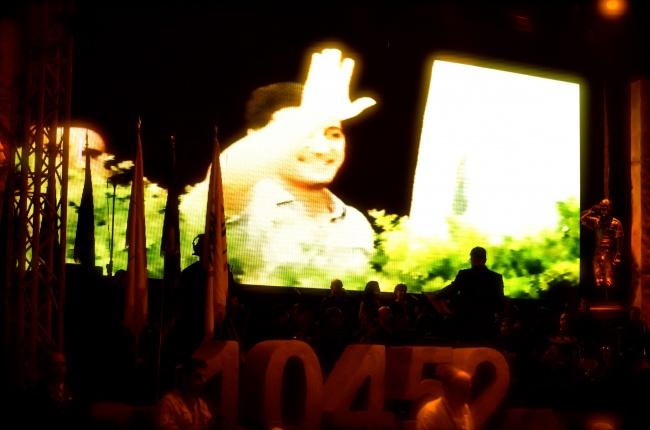 Election de Bachir Gemayel