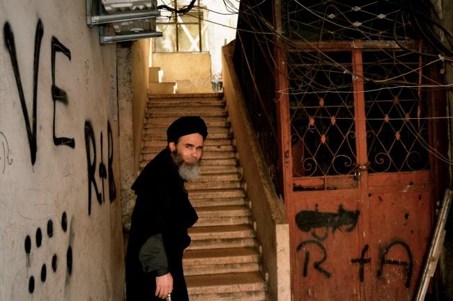 Bilal al-Nasri, ennemi juré du régime de Damas et ses alliés libanais.