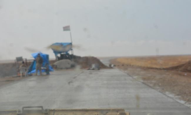 irak front line @fh