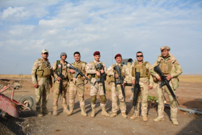iraqi frontline @fh