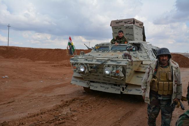 Irak report @fh