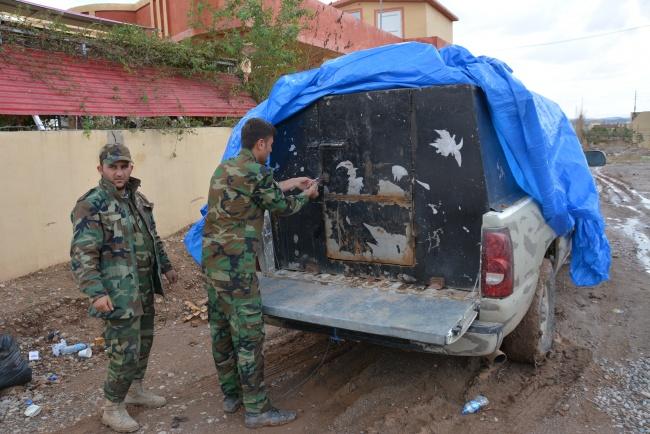 iraki report @fh