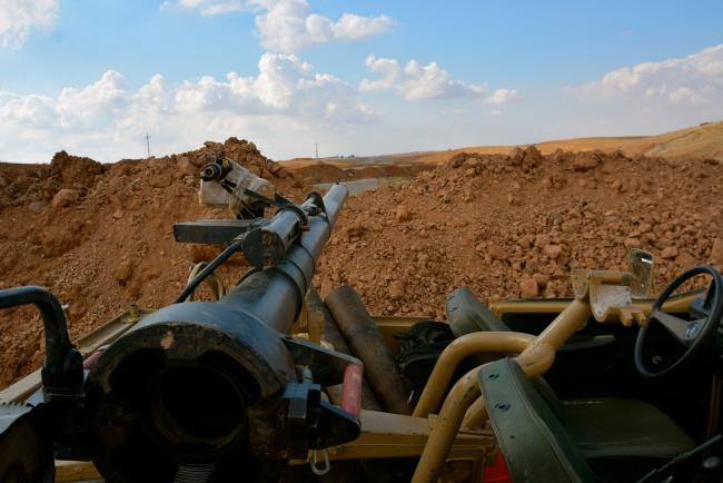 Iraki frontline &fhh