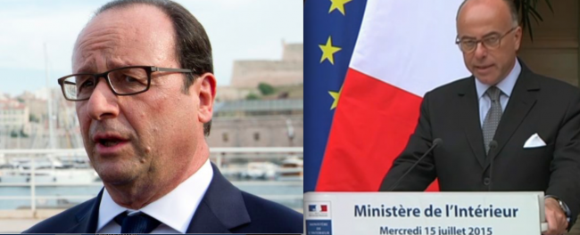 hollande cazeneuve