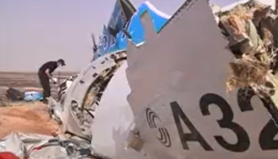 crash airbus egypte