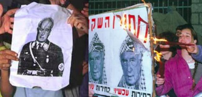 Rabin, cible d'une vindicte effrayante alors qu'il menait le combat pour la paix