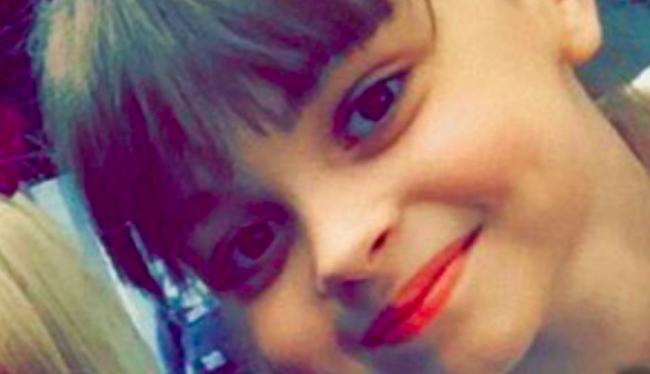 La plus jeune des victimes de l'attentat âgée de 8 ans. Devenue le symbole du basculement soudain dans l'horreur...