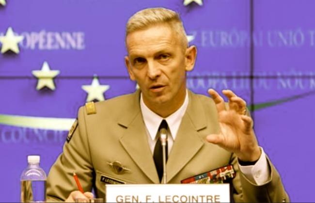Le nouveau CEMA, ex-chef du cabinet militaire du 1er ministre